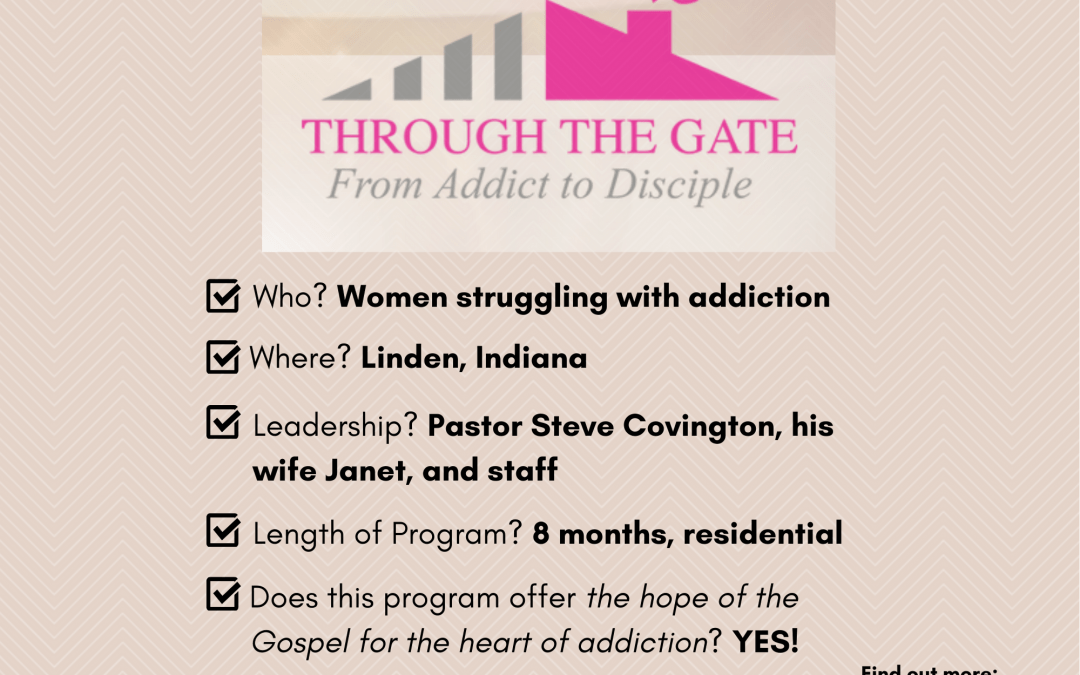 Biblical Program for Women: Through the Gate
